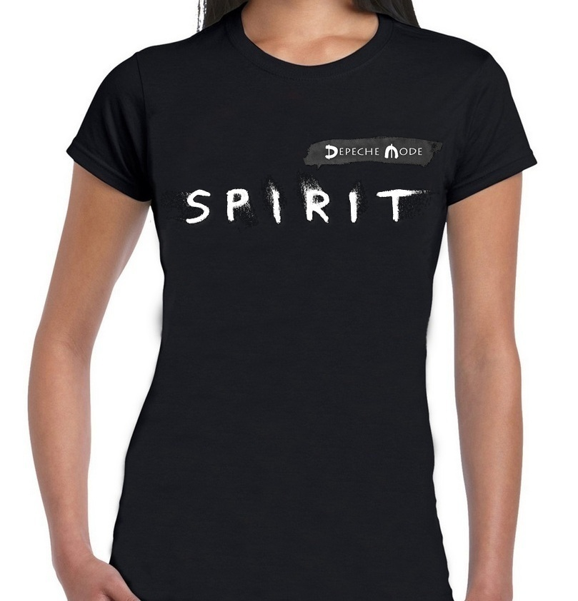 Depeche Mode Spirit T-Shirt Women's