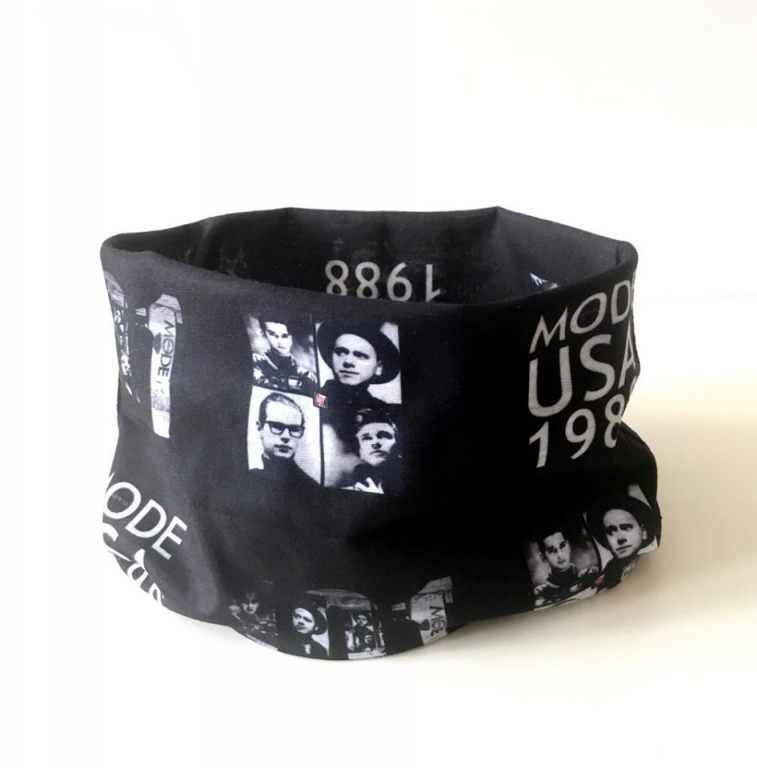 Depeche Mode 101 Tunnel Scarf
