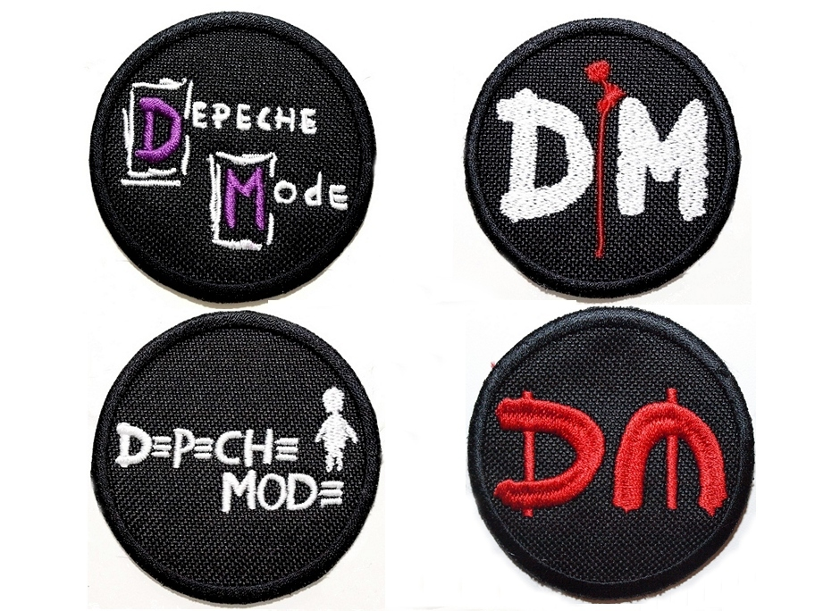 Depeche Mode - Applique (large)