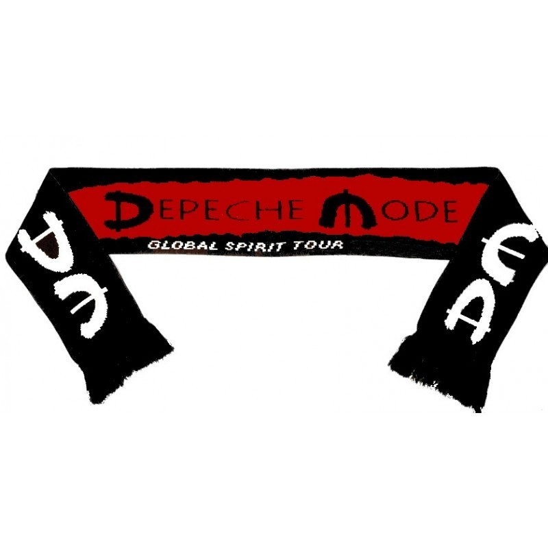 Depeche Mode Scarf Spirit tour