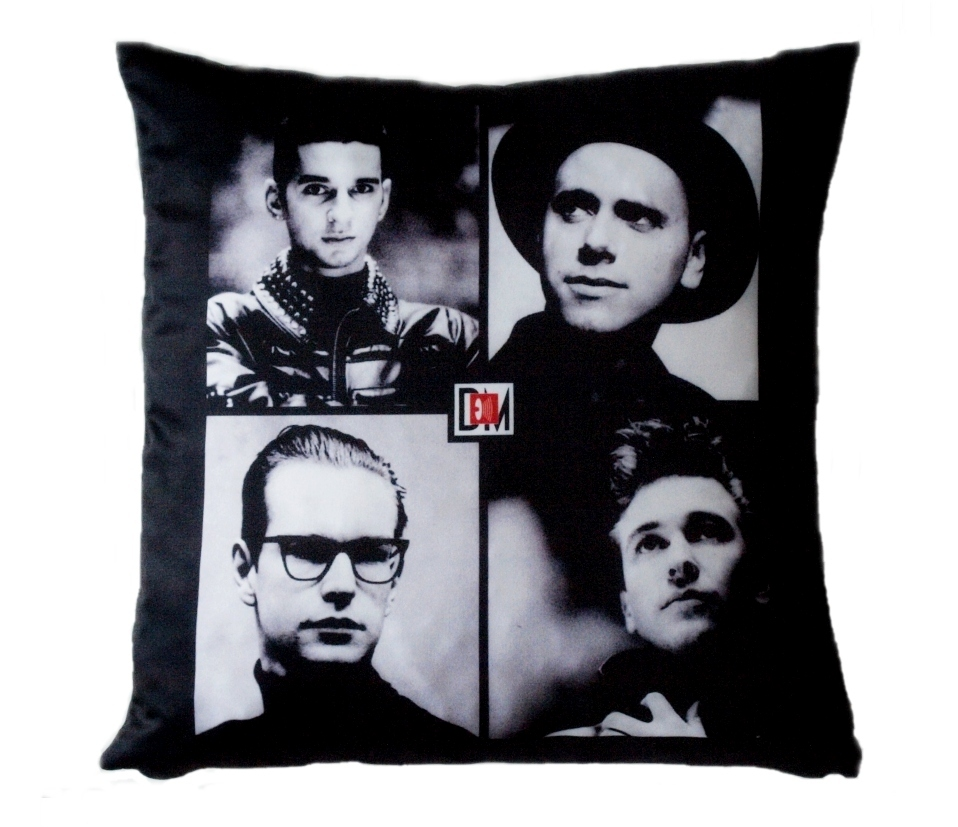 Depeche Mode 101 Pillow